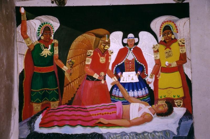 [ARTICLE] Cure chamanique au Pérou Baud05-2
